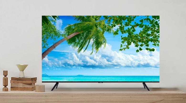 Tổng quan - Smart Tivi Samsung 4K 50 inch UA50TU8100