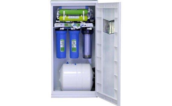 Máy lọc nước Kangaroo KG-108VTU có 8 lõi lọc an toàn