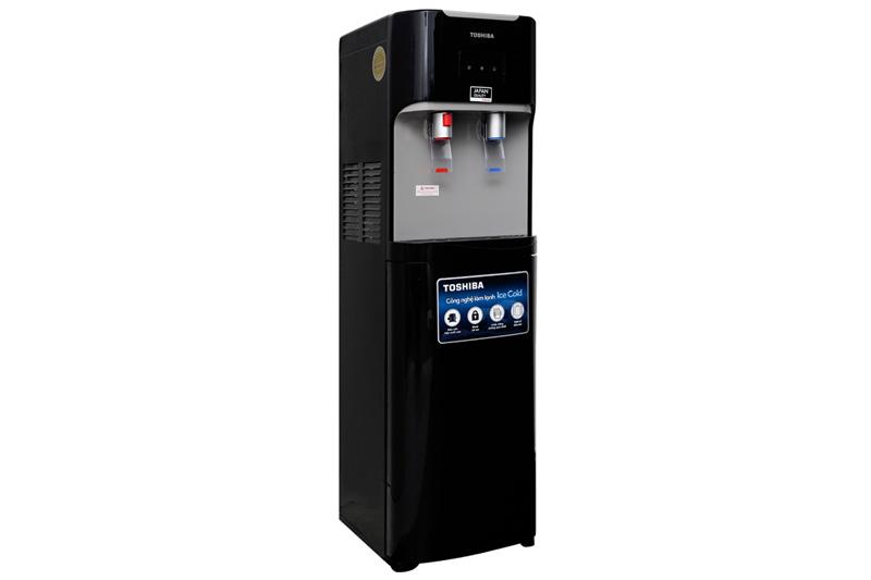 Thiết kế đẹp - Máy nước nóng lạnh Toshiba RWF-W1669BV(K1)