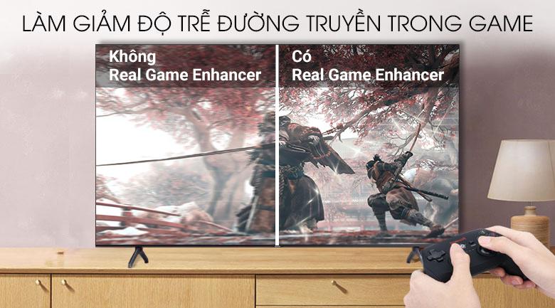 Smart Tivi Samsung 4K 55 inch UA55TU7000 - Real Game Enhancer