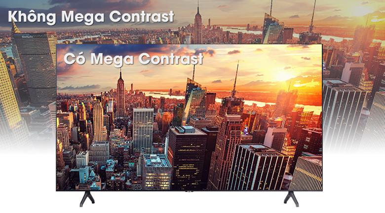 Smart Tivi Samsung 4K 55 inch UA55TU7000 - Công nghệ Mega Contrast