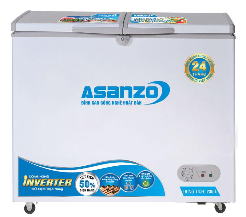 tủ đông asanzo as-3100r1