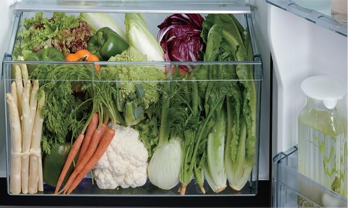 Tủ lạnh Hitachi 290 lít R-H350PGV7 (BSL)lưu trừ rau quả tươi ngon