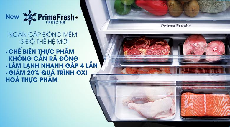 PrimeFresh+ thế hệ mới
